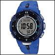 新品 即日発送 CASIO カシオ プロトレック マルチバンド6 ソーラー 電波 時計 メンズ 腕時計 PRW-3000-2BJF
