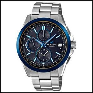 CASIO カシオ  オシアナス  ソーラー 電波 時計 メンズ 腕時計 OCW-T2600G-1AJF:Phaze-one