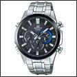 CASIO カシオ エディフィス ソーラー 電波時計 メンズ 腕時計 EQW-T630JDB-1AJF