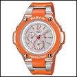 CASIO カシオ ベイビーG ソーラー 電波 時計 レディース 腕時計 BGA-1400-4BJF