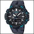 CASIO カシオ プロトレック ソーラー 電波 時計 メンズ 腕時計 PRW-6100Y-1AJF