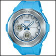 【アクティビティ特集】CASIO カシオ ベイビーG ビーチグランピングシリーズ ソーラー 電波 時計 レディース 腕時計 BGA-2250-2AJF