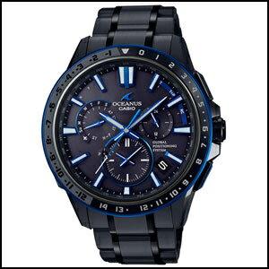 カシオ オシアナス GPS ソーラー 電波 時計 メンズ 腕時計 OCW-G1200B-1AJF