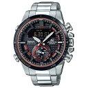 カシオ エディフィス モバイルリンク ソーラー 時計 メンズ 腕時計 ECB-800DB-1AJF