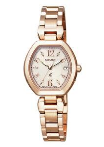 CITIZEN シチズン XC クロスシー レディース腕時計 ES8052-55A ソーラー 電波時計 国内正規品 x...