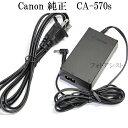Canon キヤノン CA-570 S コンパクトパワーアダプター 純正品 電源コード付き iVIS ...
