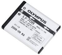 オリンパスリチウムイオン充電池LI-70B純正