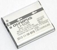 OLYMPUSリチウムイオン充電池LI-50B純正送料無料【定形外郵便】