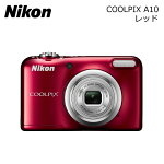 [送料無料]デジタルカメラNikonCOOLPIXA10シルバー(単3形乾電池対応ニコンコンパクト)