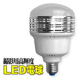 387■大型撮影照明用LED電球■