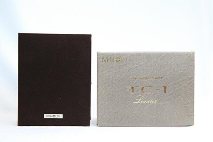 フィルムカメラ, コンパクトフィルムカメラ MINOLTA TC-1 Limited 70 2500 70 G28 F3.5