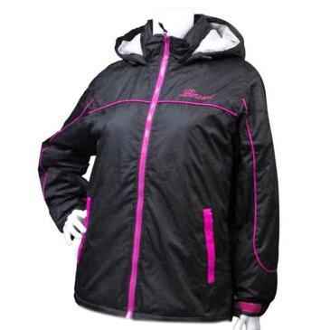ガールズ スキーウェアジャケット訳あり (ブラック/JK 140cm 150cm 160cm 130cm) ガールズ ジュニア スキーウェア 全2色