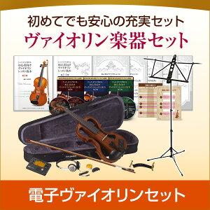 池田先生が教える初心者向けヴァイオリンレッスン 楽器セット