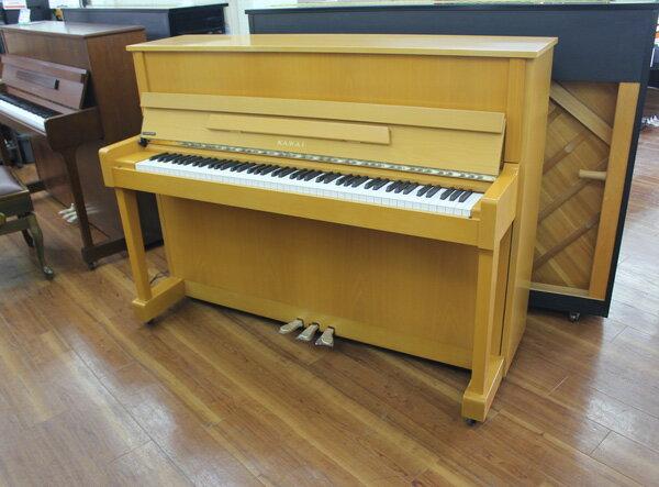 ピアノ・キーボード, アップライトピアノ KAWAI K18B 2486007