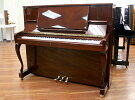 APOLLO【新品展示品】アポロピアノUG122DX#214999【木目ピアノ】【現品限り】