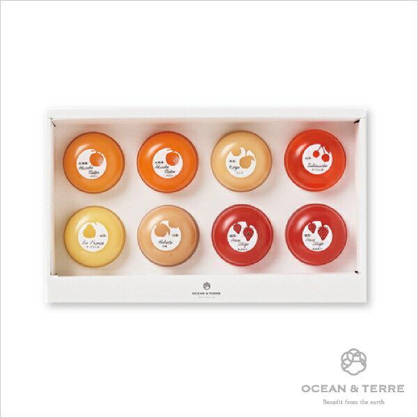 PremiumフルーツゼリーセットC(メロン、りんご、さくらんぼ、ラ・フランス、白桃、あまおう苺)(ゼリー スイーツギフト 春ギフト 菓子 お祝い2020スイーツ ホワイトデー★2020)