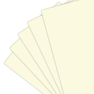 席次表用中紙(ナチュラル/無地)