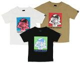 【セール コンベックス CONVEX 子供服】顔変化 Tシャツ/怪物くん (110-160)
