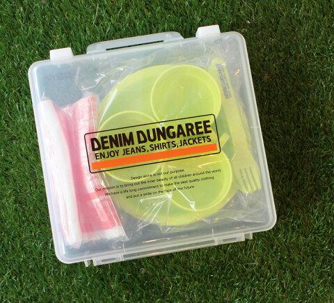 【ノベルティ】DENIM DUNGAREEピクニックセット ※非売品(33000)【982098】【デニム&ダンガリー DENIM DUNGAREE】