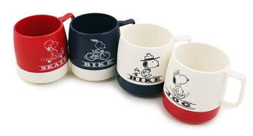 ノベルティー「DINEX スヌーピーマグカップ 」ダイネックス SNOOPY(15000)※非売品