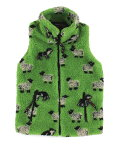 【FARFIELD ORIGINAL ファーフィールド オリジナル】FLEECE CHILDS VEST(100-110)