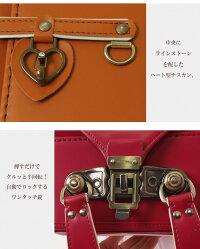 BlaueBlume/ブラウエブルーメランドセル女の子日本製クラシカルリボン(牛革)キャメル/ブラウン/革色/茶/BROWN/アカ/赤/RED/ピンク/濃ピンク/PINK/ラベンダー/パープル/紫/PURPLEキューブ型/ウィング背カン=フィットちゃん同等/A4ブックファイルサイズ。