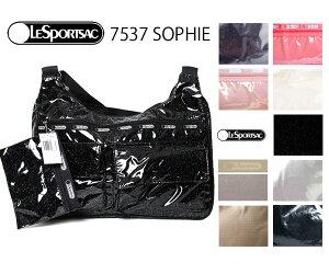 【45%オフ】LeSportsac レスポートサック ショルダーバッグ SOPHIE ソフィー グリッター 7537...