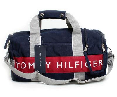 【新品】【セール】【80%オフ】TOMMY HILFIGER トミーヒルフィガー ミニボストンバッグ MINI D...