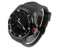 TOMMYHILFIGERトミーヒルフィガー腕時計メンズ1790708ブラック