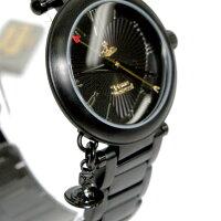 VivienneWestwoodヴィヴィアン・ウエストウッドレディース腕時計ウォッチVV006BKブラックオーブハート