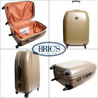 BRIC'SブリックスSINTESISシンテシスポリカーボネートトローリー100LBSI08192.425ダブグレースーツケースハードキャリーケース4輪大型