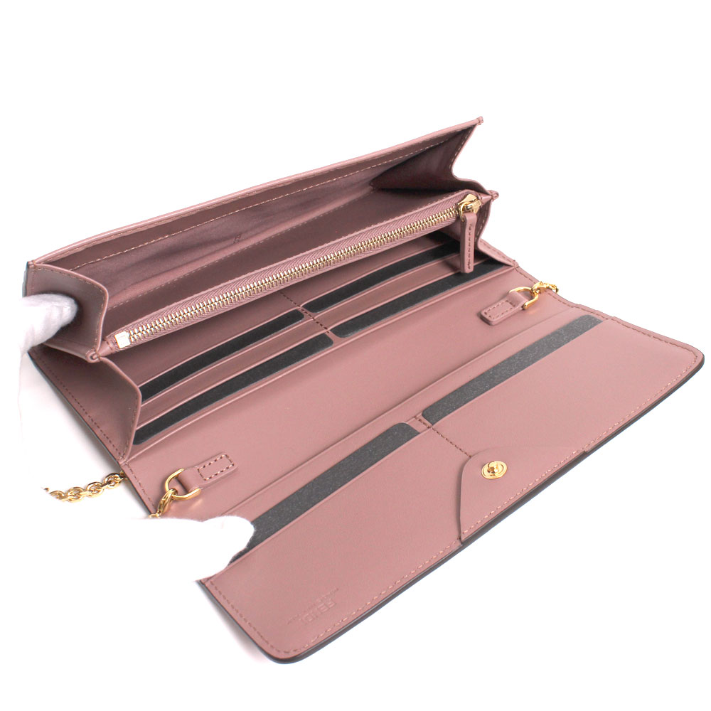 FENDI(フェンディ)『チェーン付き財布(8M0365SR0F15ZP)』