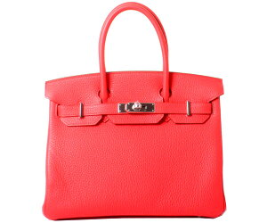 【2012 NEW COLOR】【新品】【2012 NEW COLOR】HERMES エルメス バーキン 30cm トゴ ROSE J...