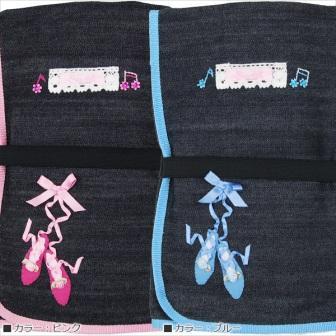【日本製】バレエ必需品!三つ折りシューズ入れ 三足収納の便利グッズ♪