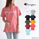 チャンピオン tシャツ レディース Champion Tシャツ C3-P302 ロゴT Basicシリーズ Tシャツ tシャツ メンズ レディース ユニセックス 男女兼用 トップス 半袖Tシャツ チャンピオン 半袖 シャツ ブランドC3-H374C3-P300 白T ビッグT