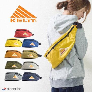【日本正規品】KELTY ケルティ kelty ショルダー ミニファニー ボディバッグ ウエストポーチ ウエストバッグ 斜め掛けバッグ 斜めがけバッグ ヴィンテージ 軽量 メンズ レディース アウトドア 男女兼用(2591825)