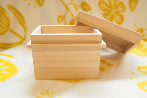 茶箱型ミニ桐箱