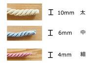 ロープ(中径約6mm)