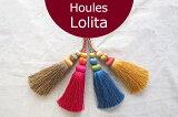 【クリックポスト対応】全16色 Houles「Lolita」
