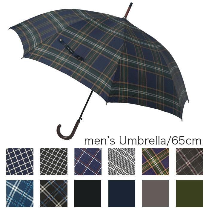 傘, メンズ雨傘  65cm 60cm