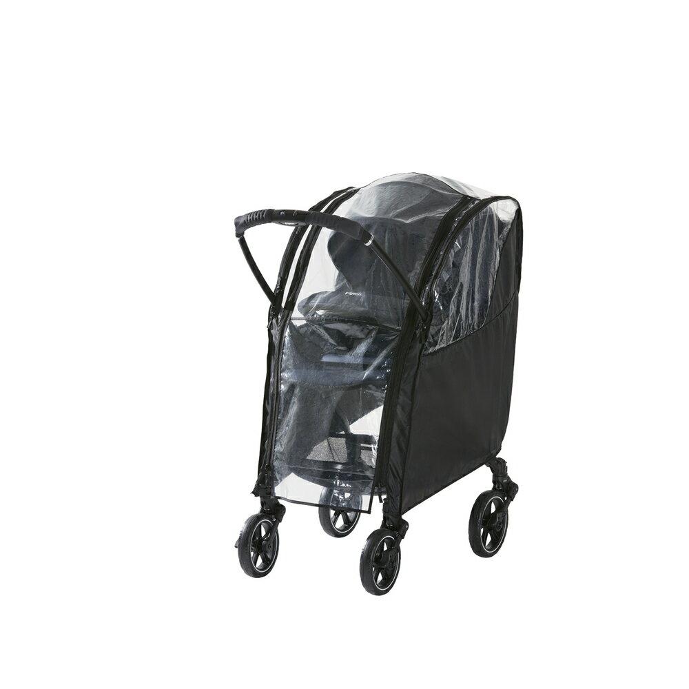 ピジョンマルチレインカバー両対面用|0ヵ月〜ベビーカーおでかけレインカバー雨除け雨よけベビーカー用品赤ちゃん赤ちゃん用品ベビー