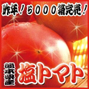 元祖塩トマト★ ただ甘いだけじゃない!酸味・甘みが絶妙!これが塩トマトです【わけ有り】丸か...