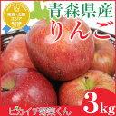 【国産】青森県産 りんご 3kg【ふじ】 【リンゴ】【訳アリ...