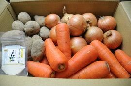 スープリーズにオススメ!根菜セット6Kg箱【送料無料】【無農薬野菜セット】