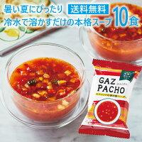 冷製スープガスパチョ