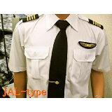JALパイロットシャツ(半袖)