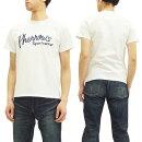フェローズTシャツPT1Pherrow'sPherrows定番ロゴメンズ半袖tee17S-PT1