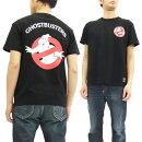 ゴーストバスターズTシャツGB-06スカルワークスコラボメンズ半袖teeブラック新品
