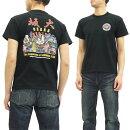 サムライジーンズTシャツSJST17-103大阪SamuraiJeansメンズ半袖tee
