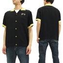 スタイルアイズボウリングシャツSE37556東洋メンズ半袖ボーリングシャツ